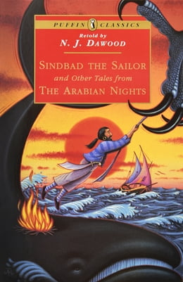 Book Sindbad the Sailor and Other Tales from the Arabian Nights by N.J. Dawood