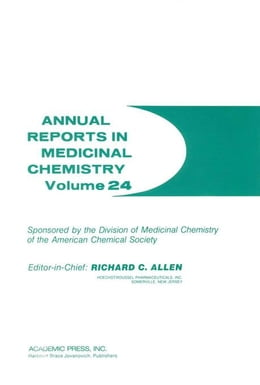Book Annual Reports in Medicinal Chemistry by Allen, Richard C.