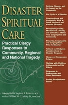 Disaster Spiritual Care: Practical Clergy Responses to Community, Regional and National Tragedy by Rabbi Stephen B. Roberts