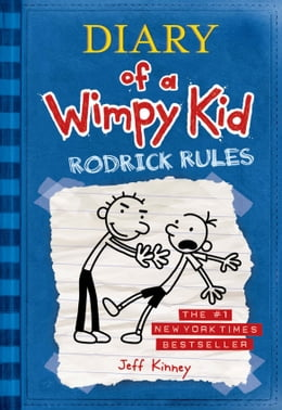 Book Diary of a Wimpy Kid: Rodrick Rules: Rodrick Rules by Jeff Kinney
