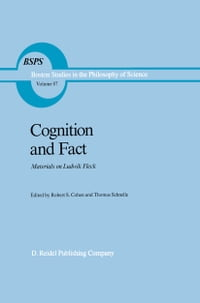 Cognition and Fact: Materials on Ludwik Fleck