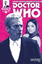 Doctor Who: The Twelfth Doctor #8 by Robbie Morrison