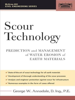 Book Scour Technology: Mechanics and Engineering Practice by Annandale, George