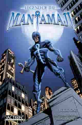 Legend of the Mantamaji: Book 1 by Eric Dean Seaton