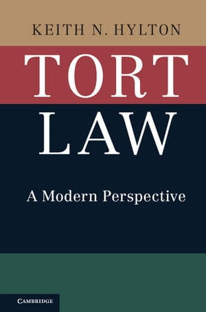 Tort Law A Modern Perspective