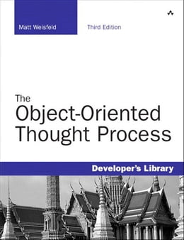 Book The Object-Oriented Thought Process by Matt Weisfeld
