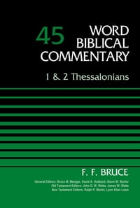 1 and 2 Thessalonians, Volume 45