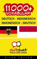 1230000264167 - Gilad Soffer: 11000+ Deutsch - Indonesisch Indonesisch - Deutsch Vokabular - Buch