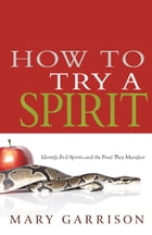 How to Try a Spirit: Identify Evil Spirits and the Fruit They Manifest by Mary Garrison