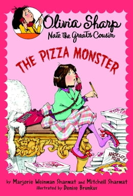 Book The Pizza Monster by Marjorie Weinman Sharmat