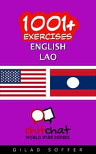 1001+ Exercises English - Lao by Gilad Soffer