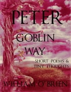Peter - Goblin Way (Peter: A Darkened Fairytale, Vol 6): Short Poems & Tiny Thoughts by William O'Brien
