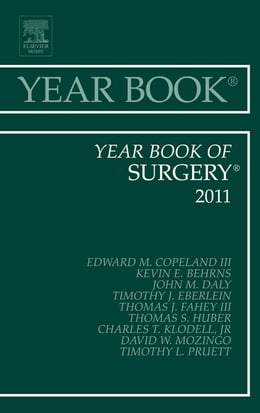 Book Year Book of Surgery 2011 by Edward R. Woodward