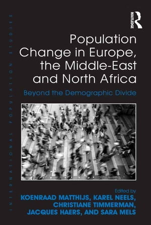 Population Change in Europe,  the Middle-East and North Africa Beyond the Demographic Divide
