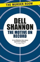 The Motive on Record by Dell Shannon