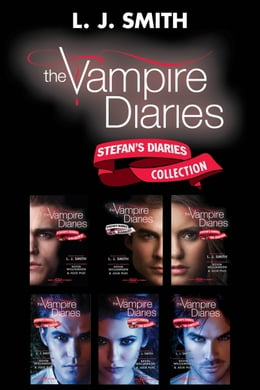 Book The Vampire Diaries: Stefan's Diaries Collection: Origins, Bloodlust, The Craving, The Ripper, The… by L. J. Smith