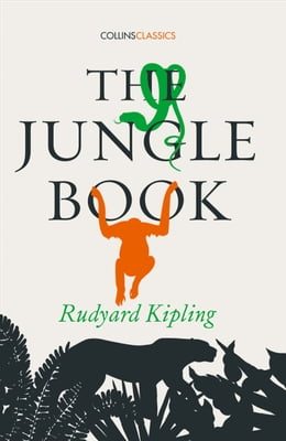Book The Jungle Book (Collins Classics) by Rudyard Kipling