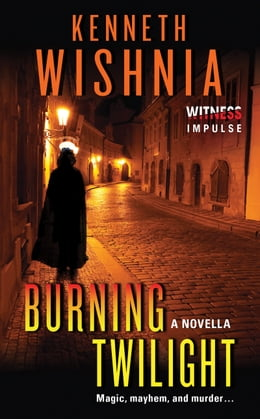 Book Burning Twilight: A Novella by Kenneth J. Wishnia