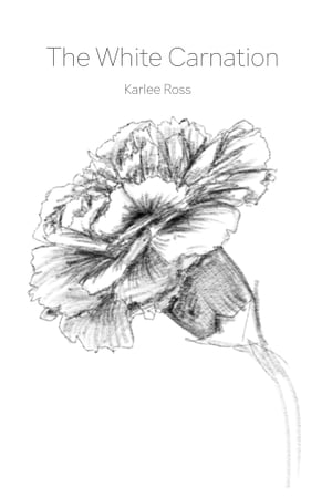 The White Carnation by Karlee Ross