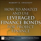 How to Analyze and Use Leveraged Finance Bonds for Project Finance by Robert S. Kricheff