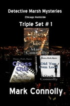 Detective Marsh Mysteries - Triple # 1 by Mark Connolly