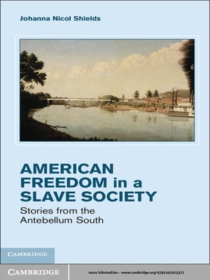 Freedom in a Slave Society Stories from the Antebellum South