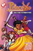 Princeless Short Stories for Warrior Women #1 by Jeremy Whitley