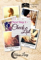 Next Step, tome 1 : Check List by Marie Luny