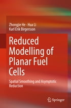 Reduced Modelling of Planar Fuel Cells