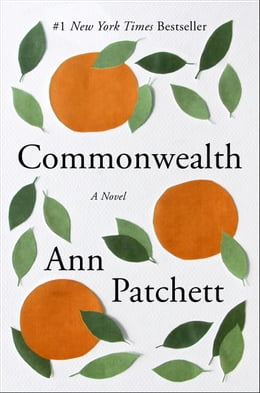 Book Commonwealth by Ann Patchett