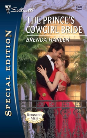The Prince's Cowgirl Bride by Brenda Harlen