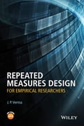 Repeated Measures Design for Empirical Researchers 9b79a977-2a87-46db-b00a-43c3c25153dd