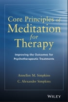 Core Principles of Meditation for Therapy: Improving the Outcomes for Psychotherapeutic Treatments