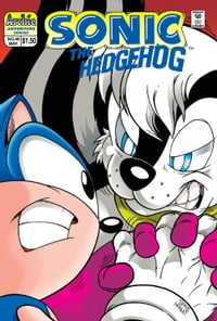 Sonic the Hedgehog #46