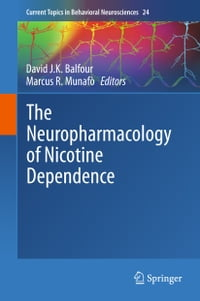 The Neuropharmacology of Nicotine Dependence