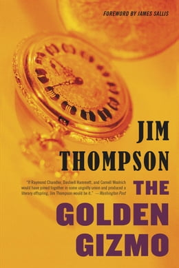 Book The Golden Gizmo by Jim Thompson