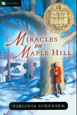 Book Miracles on Maple Hill by Virginia Sorensen