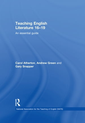Teaching English Literature 16?19 An essential guide