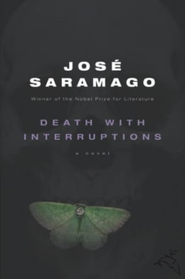 Book Death with Interruptions by Jose Saramago