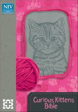 Book Curious Kittens Bible by Zondervan