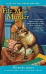 File M for Murder Cover Image