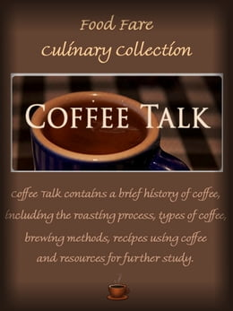 Book Coffee Talk by Shenanchie O'Toole
