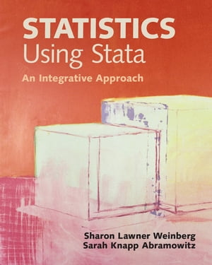 Statistics Using Stata An Integrative Approach