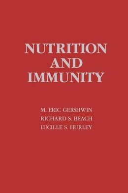 Book Nutrition and Immunity by Gershwin, M