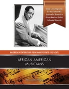 African American Musicians by Claudette Hegel
