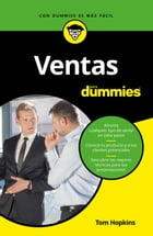 Ventas para Dummies by Tom Hopkins