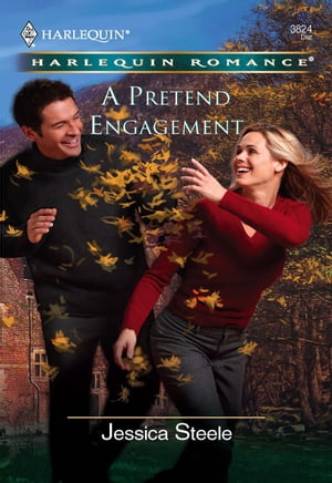 A Pretend Engagement by Jessica Steele