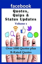 Facebook Quotes and Status Updates: Volume 1 by Silver S.