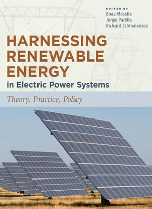 "Harnessing Renewable Energy in Electric Power Systems ""Theory,  Practice,  Policy"""