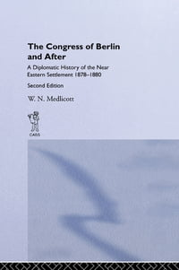 Congress of Berlin and After